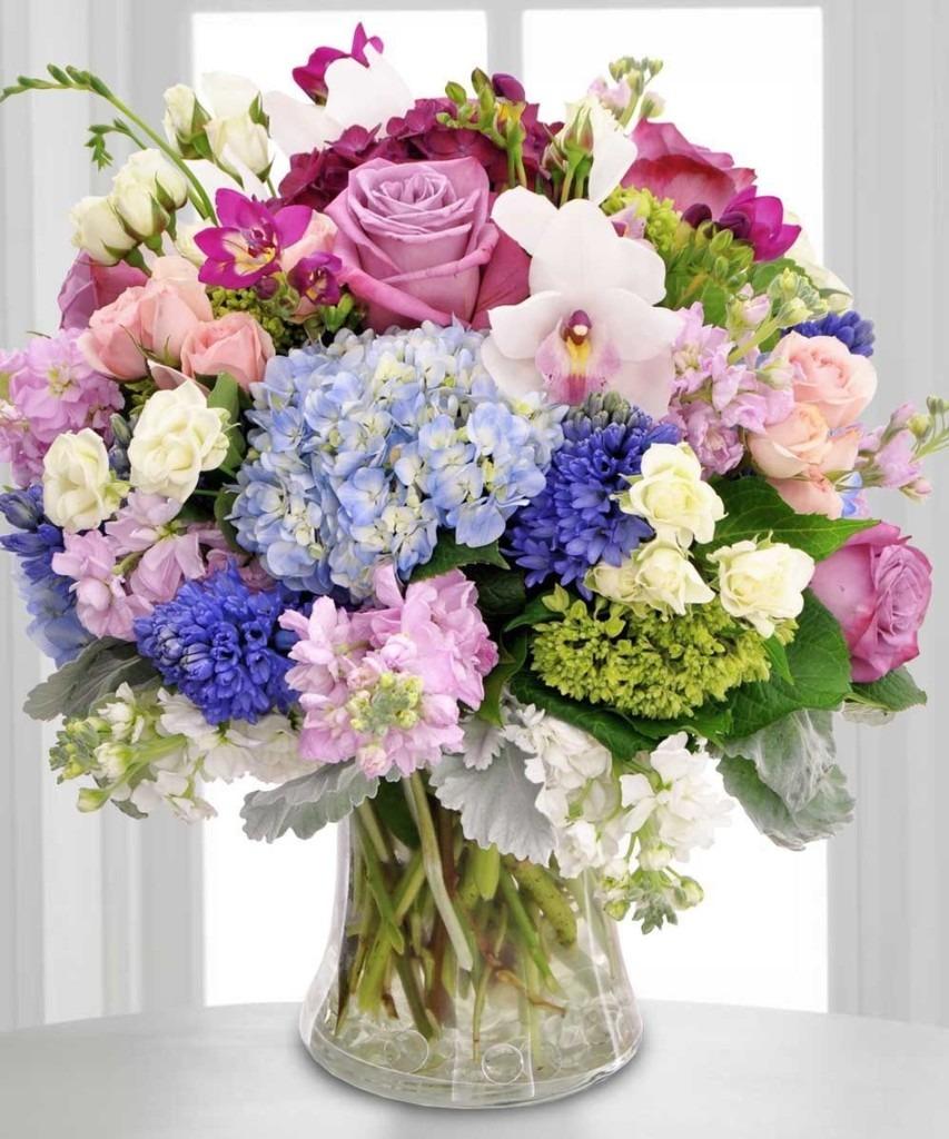 sweetest garden bouquet